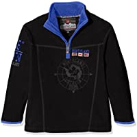 Northland GABIN Boy's 1/2 Zip Fleece Jacket, boys, Gabin