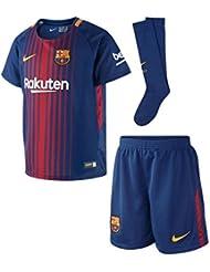 Nike FCB LK NK Brt Kit HM Shirt Trikot 1. Linie FC Barcelona, Blau (Deep Royal Blue/University Gold), L