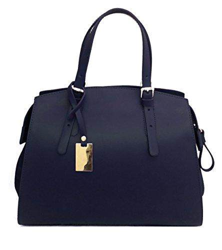 Contessa dal pozzo Giselle, sac à main Bleu (Blu)