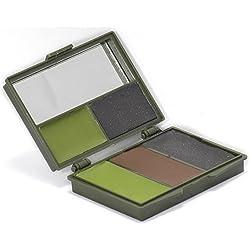 Nitehawk - Maquillage de camouflage militaire - pour visage - 5 couleurs