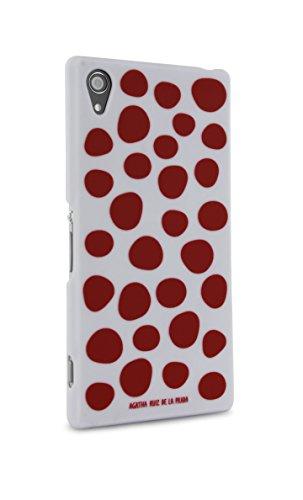 Agatha Ruiz De La Prada agct004Schutzhülle für Sony Xperia Z2, Rot