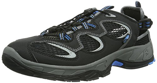 Jack Wolfskin CANYON RAVE MEN 4010101-1152095 Herren Outdoor Fitnessschuhe, Schwarz (brilliant blue), EU 44 (UK 9.5) (US 10.5)