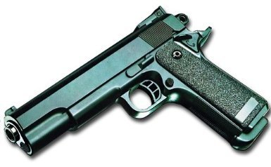 G6 Black VOLLMETALL Softair Sport Pistole ca. 600g schwer! ab 14 (Kostüme Grüne Ranger Neue)