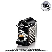 Nespresso C61 Pixie, Titan Gri