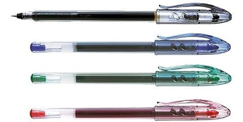 Pilot Super gel BLSG7 Roller ball pen 0.7mm ball Light Blue Ink (each)