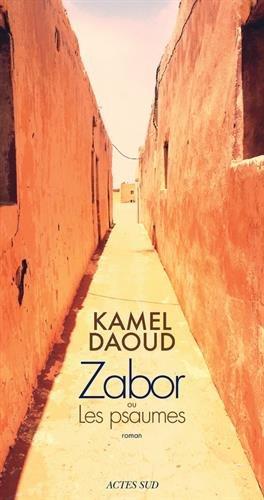 Zabor ou Les psaumes / roman