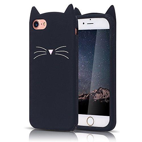 custodia iphone 8 plus gatto