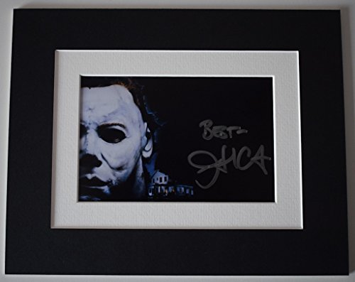 Sportagraphs John Carpenter Signed Autograph 10x8 photo display Halloween Film AFTAL COA PERFECT GIFT