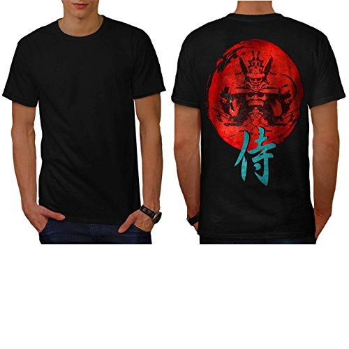 japonais-rouge-symbole-asiatique-homme-nouveau-noir-xl-t-shirt-reverse-wellcoda