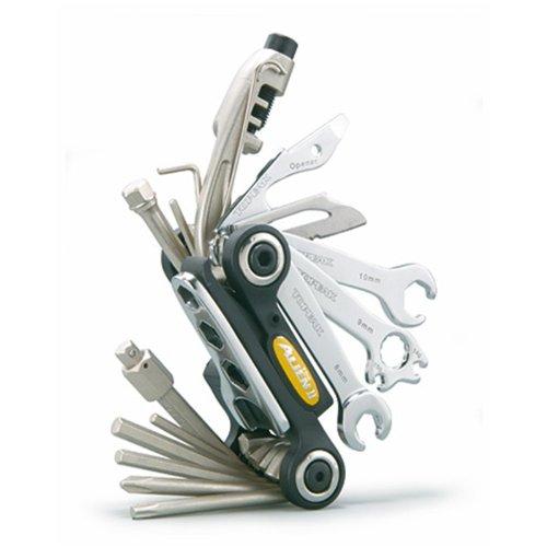 Preisvergleich Produktbild Topeak Alien 2 Multi Tool Werkzeug Faltwerkzeug Klapp Fahrrad Innensechskant 26 Fkt. + Tasche, 15400117