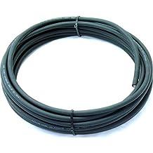 H07RN-F 2x1,5mm² Gummischlauchleitung schwarz Meterware