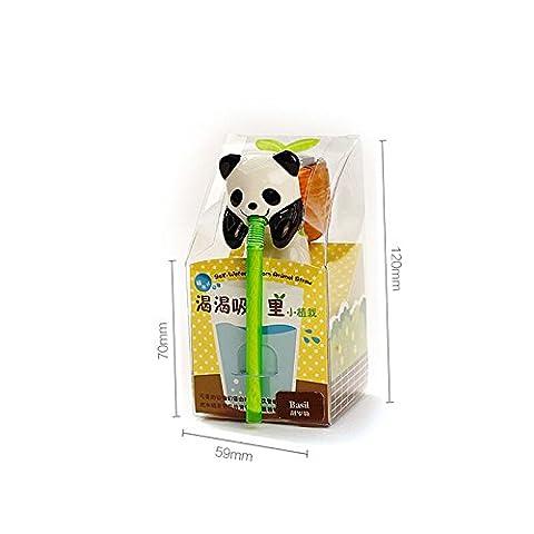 Plante en pot d'intérieur Mini en céramique Animal avec système