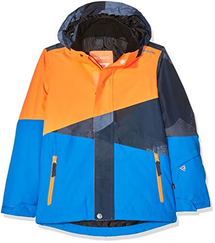 Brunotti Jungen Idaho JR W1819 Skijacke, NASA Blue, 164