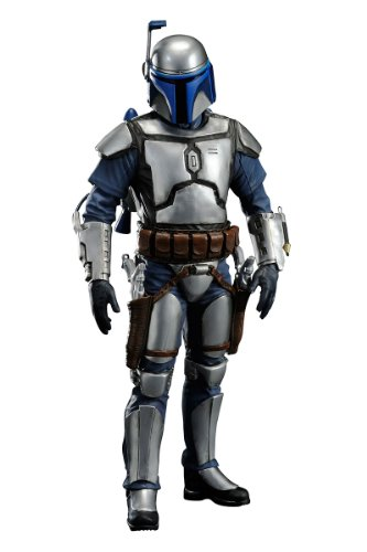 Kotobukiya - Figurine - Star Wars- Statuette PVC ARTFX+ 1/10 Jango Fett Attack of the Clones - (Fett Star Jango Wars)