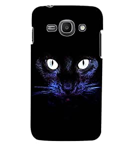 ColourCraft Cat Back Case Cover for SAMSUNG GALAXY ACE 3