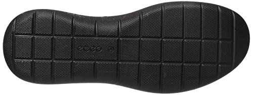 Ecco Damen Soft 5 Slipper Blau (Marine/Navy)