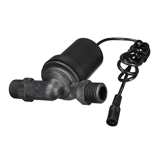 MASUNN Dc 12V Solarenergie Heiße Zirkulation Wasserpumpe Brushless Motor 1/2 Zoll (Wasserpumpe Spanner)