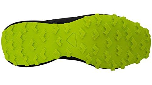 Scarpe Da Ginnastica Per Uomo Lekann Per Outdoor E Fitness Nero (nero / Verde Neon)