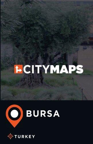 City Maps Bursa Turkey por James McFee