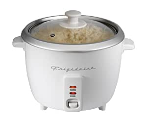 Frigidaire Fclrc15/h 1.5ltr Rice Cooker With Tempered Glass Lid