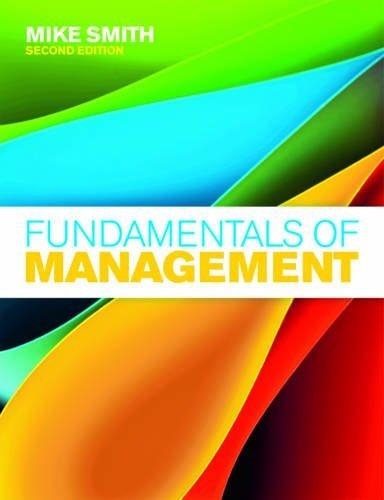 Fundamentals Of Management Ebook