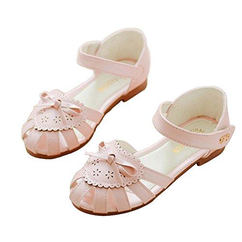 Princesse chaussures sandales enfants filles Sandales d'été Baotou Bébés filles