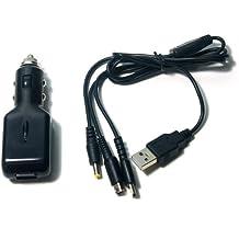 ORB Universal USB Car Adaptor (3DS, DSi, DS Lite, PSP) [Importación inglesa]