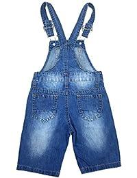 92    *NEU* M4804 tolle Jeans Latzhose  in blau  Größe 80 86