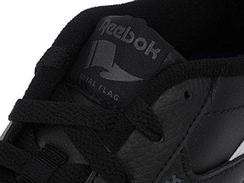 Reebok Royal Complete 2ll, Baskets Basses Homme Noir