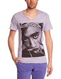 Eleven Paris Tupac Tee Black