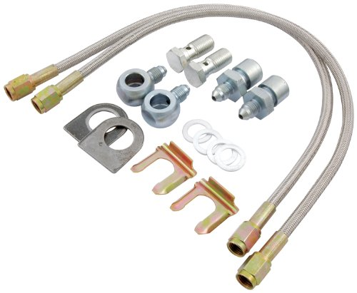 Allstar Performance 42027 Brake Hose Kit Big GM (Big Brake Kit)