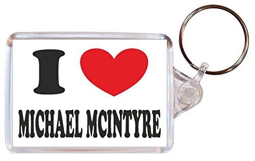 i-love-heart-michael-mcintyre-double-sided-large-keyring-name-tag-novelty-gift-present