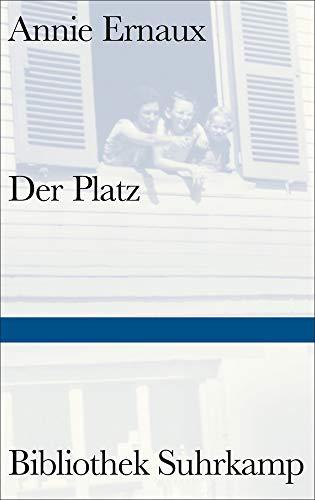 Der Platz (Bibliothek Suhrkamp)