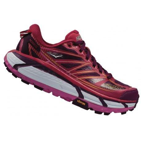 Chaussures Mafate Speed 2 - femme Virtual Pink / Neon Fuchsia