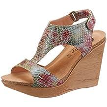 BioStep Damen Sandale Keilabsatz Kaufen Online-Shop