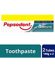 Pepsodent Expert Protection Complete Toothpaste Value Saver Pack 2X140 g