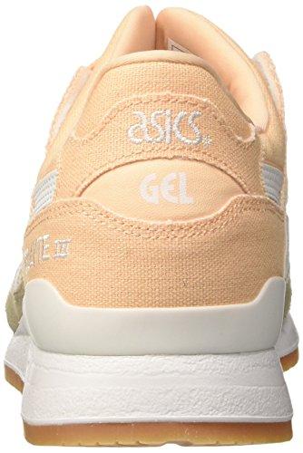 Asics Damen H6w7n Sneaker Orange (Bleached Apricot/white)