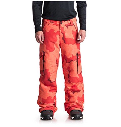 DC Shoes Banshee - Snow Pants for Men - Snow-Hose - Männer - XL - Orange - Snowboard Männer Hose