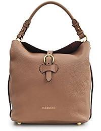 3958936 Burberry Bolso de Hombro Mujer Piel Marrón