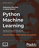 Python Machine Learning - Second Edition: Machine Learning and Deep Learning with Python, scikit-learn, and TensorFlow (English Edition)