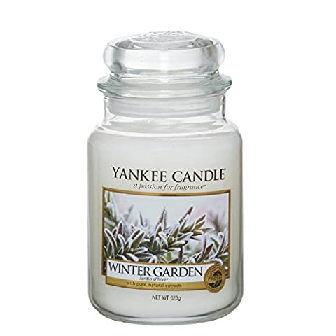 Yankee Candle Winter Garden Large Jar Candle