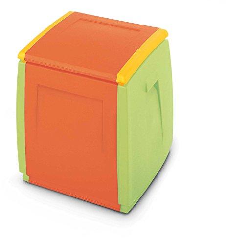 TERRY in & out Box 55 Baule in Plastica, 54 x 54 x 57 cm