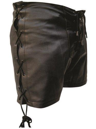 womens-al2880-shorts-medium-black-by-allstate-leather