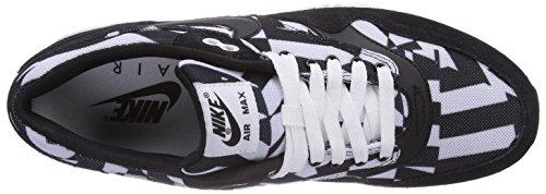 Nike Air Max 1 Gpx, Chaussures de Running Homme Noir (white/black 100)