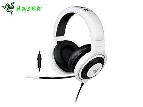 Razer Kraken Pro 2015 Audio Analog Gaming Headset w Mic White  available at amazon for Rs.28428