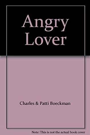 book cover of Angry Lover
