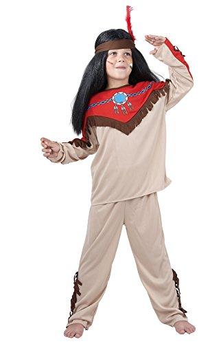 Reír Y Confeti - Ficcow012 - Disfraces para Niños - india