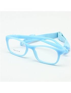enzodate niños gafas Frame con correa no tornillo 4–6Y talla 44/16