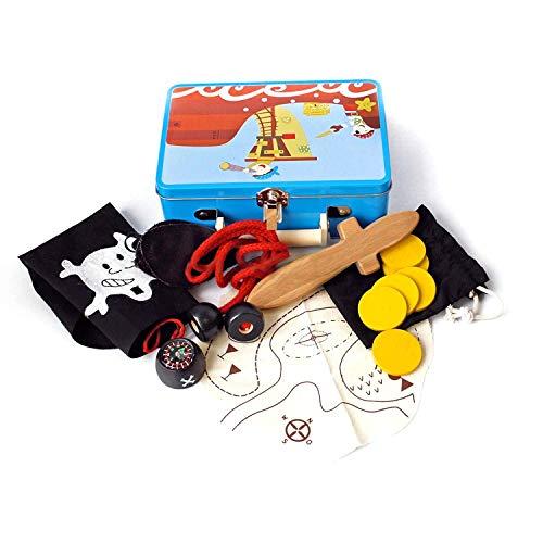 (Piraten Dress Up-Koffer)