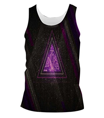Snoogg-Personalized-Digitally-Printed-Tank-Tops-Vests-Sleeveless-Casual-T-shirts-for-Mens-Boys